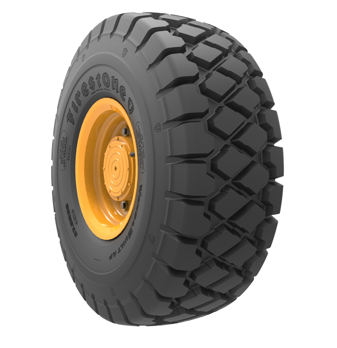 VersaBuilt™ - All Purpose Tire<br><i><span>(E3/L3)</span></i> Specialized Features