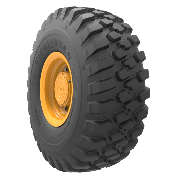 VersaBuilt™ - All Traction Tire<br><i><span>(G2/L2)</span></i> Specialized Features
