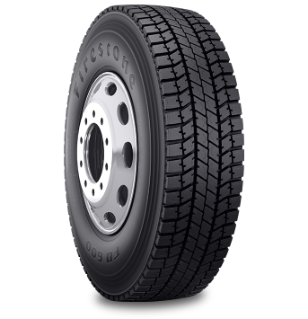 FD600 Tire Specialized Features