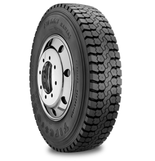 FD663™ Tire Specialized Features