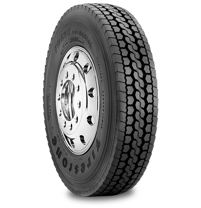 FD690™ PLUS Tire Specialized Features
