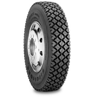 FD835 Tire Specialized Features