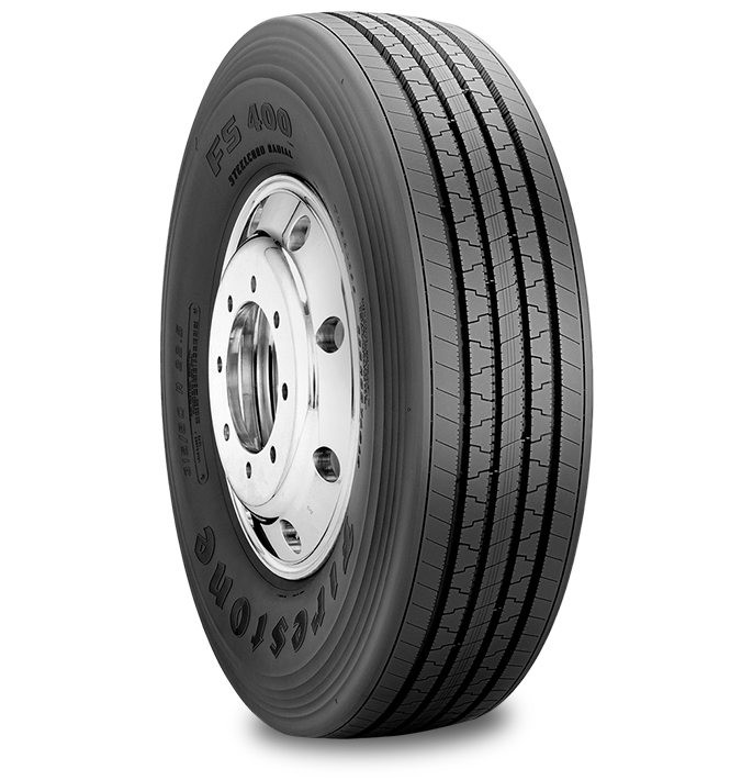 FS400™ Tire Specialized Features