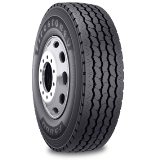 FS860™ TIRE Specialized Features