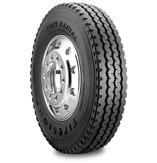 T819™ Tire Specialized Features