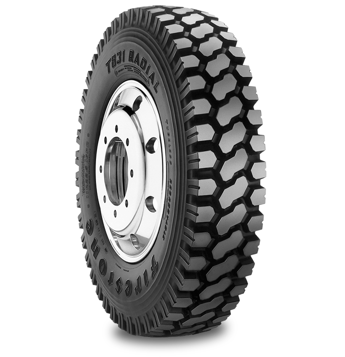 T831™ Tire Specialized Features