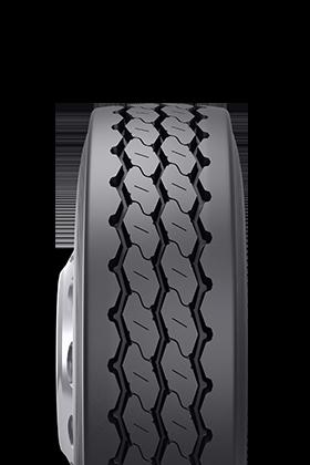 Imagen del neumático reencauchadoBRM™