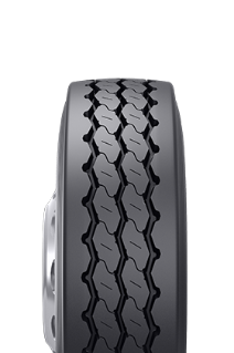 Características especializadas del neumático reencauchado BRM™