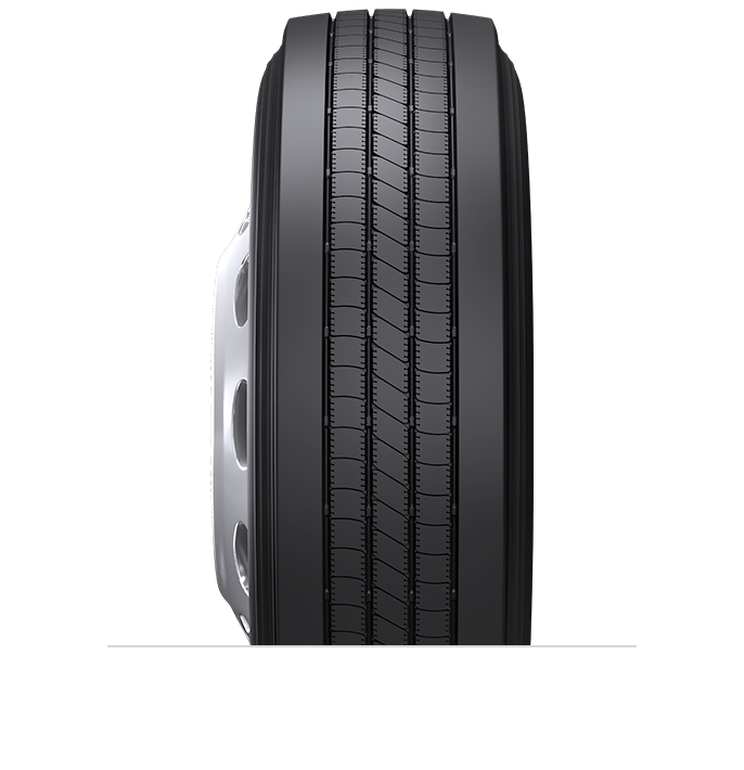 Características especializadas del neumático B123FuelTech®