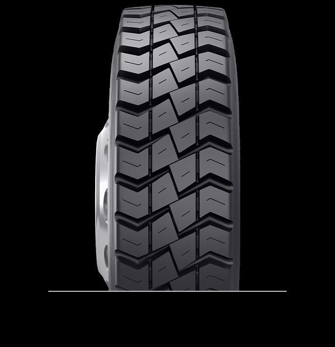 Imagen del neumático reencauchadoBDM™