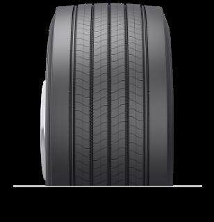 Características especializadas del neumático reencauchado B135™