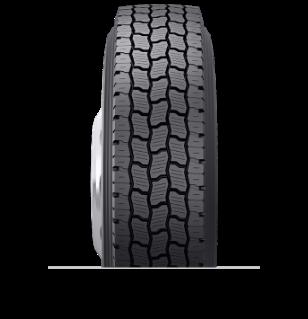 Características especializadas del neumático reencauchado B760™