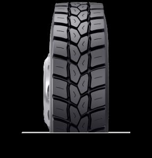 Características especializadas del neumático reencauchado BDM2™