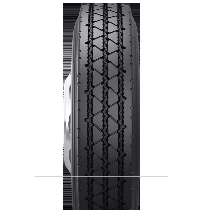 Imagen del neumático reencauchadoBRSS<sup>™</sup>