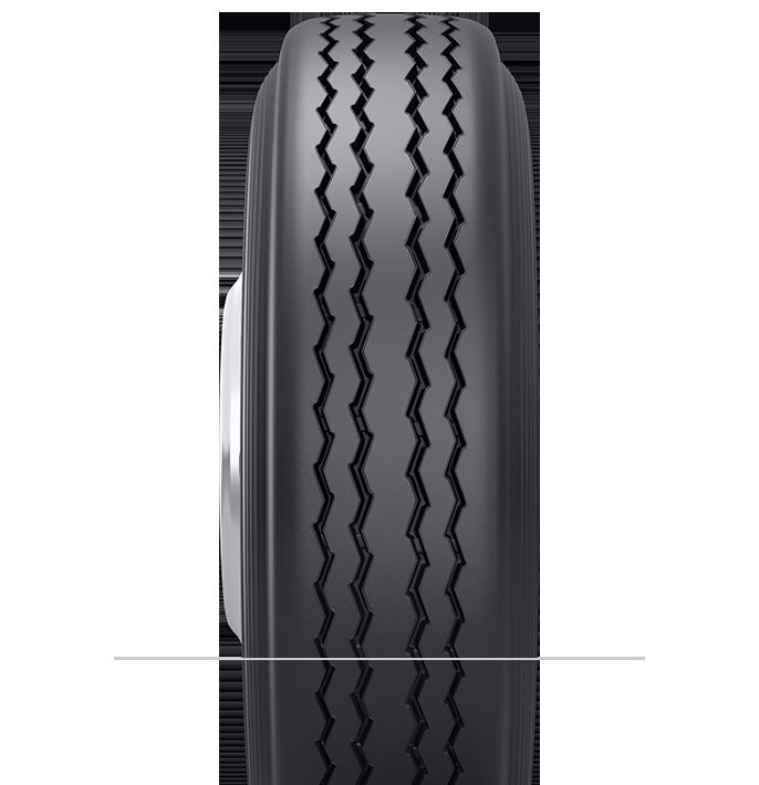 Características especializadas del neumático reencauchado BTL-SA™