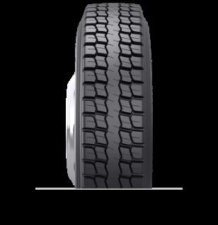 Características especializadas del neumático reencauchadoDR 4.3™