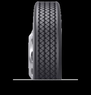 Características especializadas del neumático reencauchado ITR2