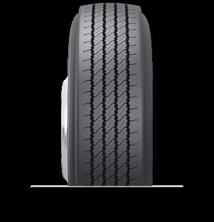 Características especializadas del neumático reencauchado Ultra All-Position™