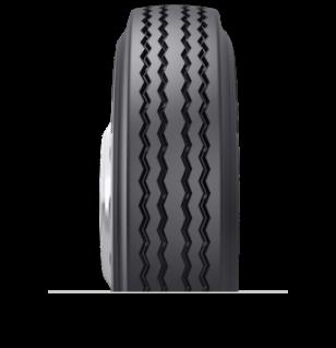 Características especializadas del neumático reencauchadoECL-SST