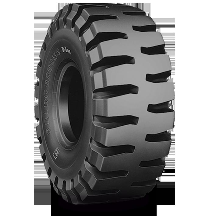 Características especializadas del neumático DL