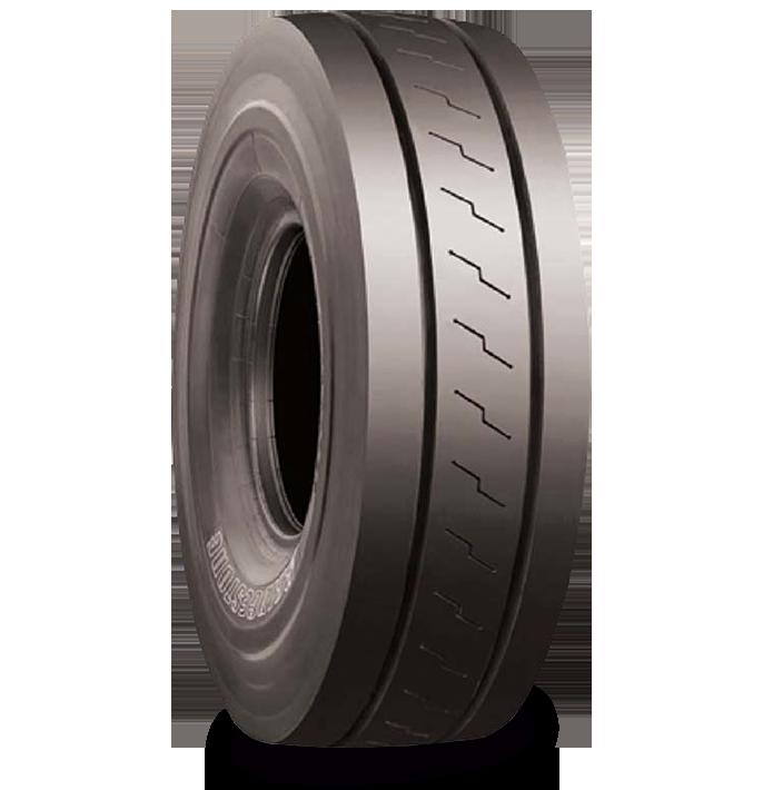 Características especializadas del neumático VCHR™