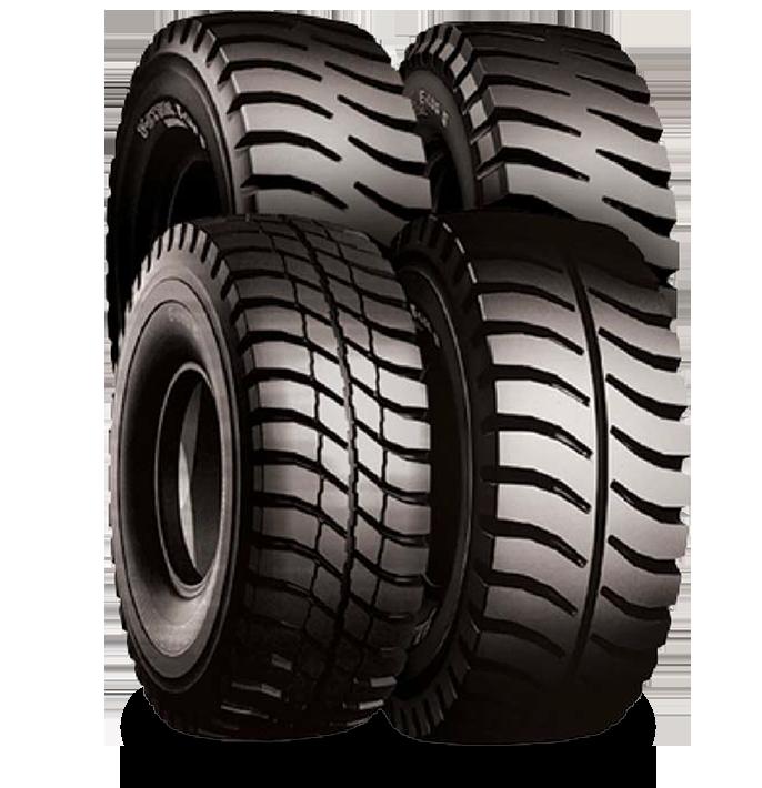 Características especializadas del neumático VELS™