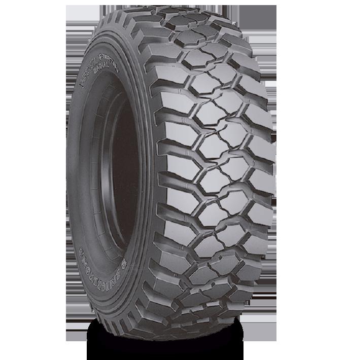 Características especializadas del neumático VFT