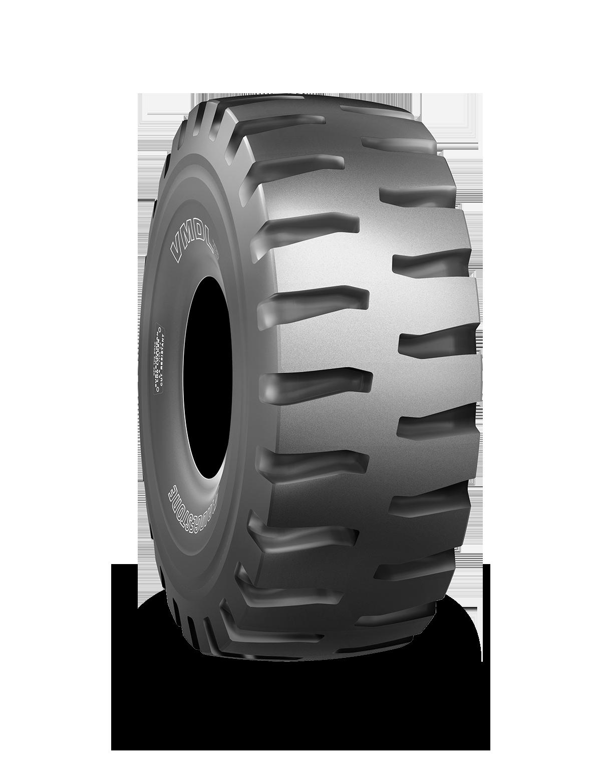 Características especializadas del neumático VMDL Underground