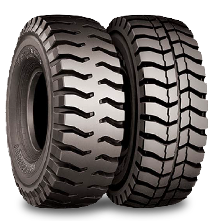 Características especializadas del neumático VRLS™