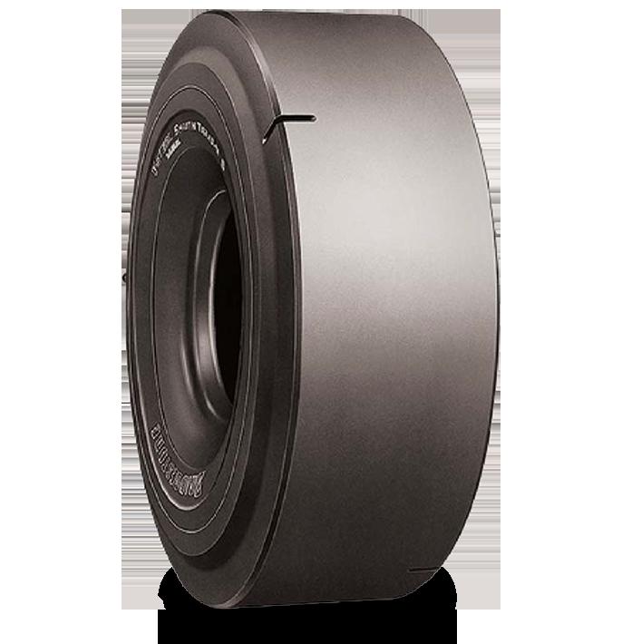 Características especializadas del neumático VSMS IND