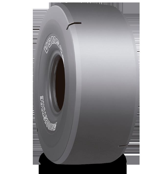 Características especializadas del neumático VSMS2