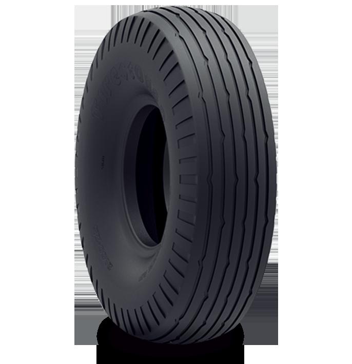 Características especializadas del DURAFORCE™ - Neumático para pavimentadora de asfalto