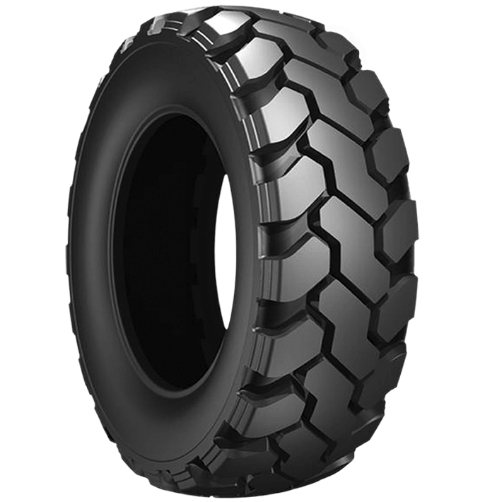 Características especializadas del DURAFORCE™ - Neumático para manipulador de materiales