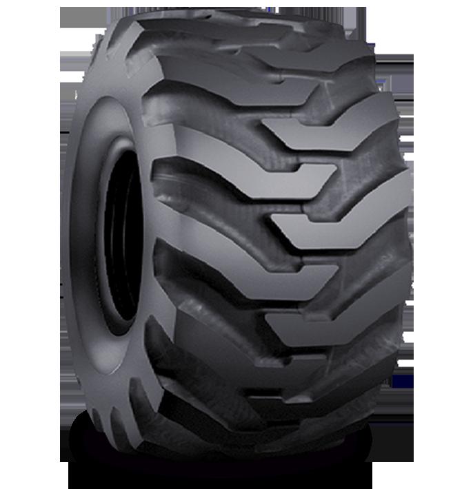Características especializadas del neumático SGG