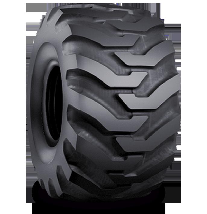 Características especializadas del neumático SGG LD