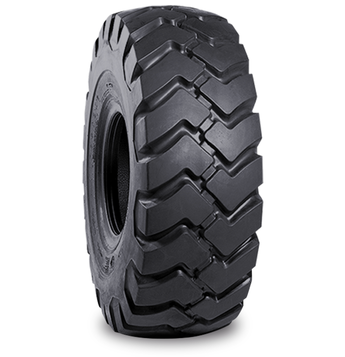 Características especializadas del neumático SRG