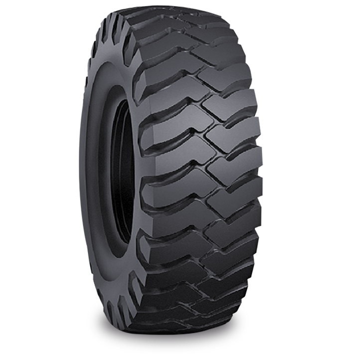 Características especializadas del neumático SRG DT