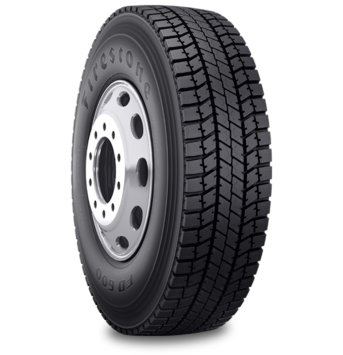 Características especializadas del neumático FD600