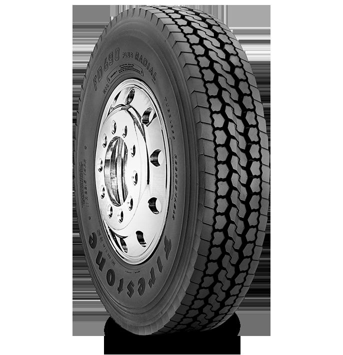 Imagen del neumático FD690™ PLUS