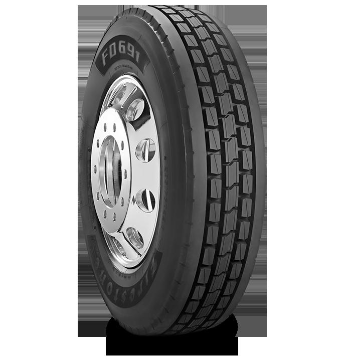 Imagen del neumático FD691™