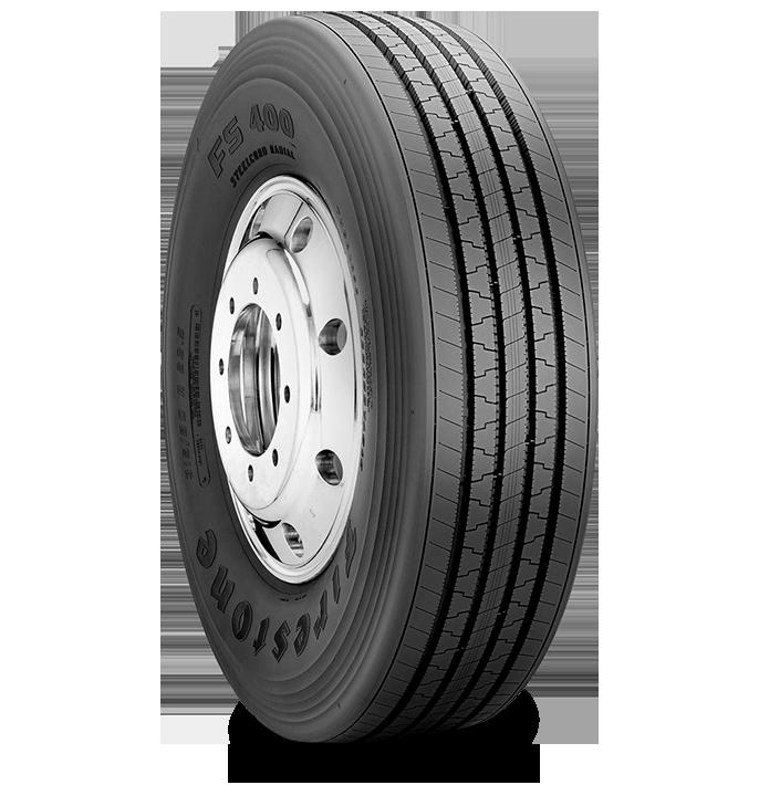 Características especializadas del neumático FS400™