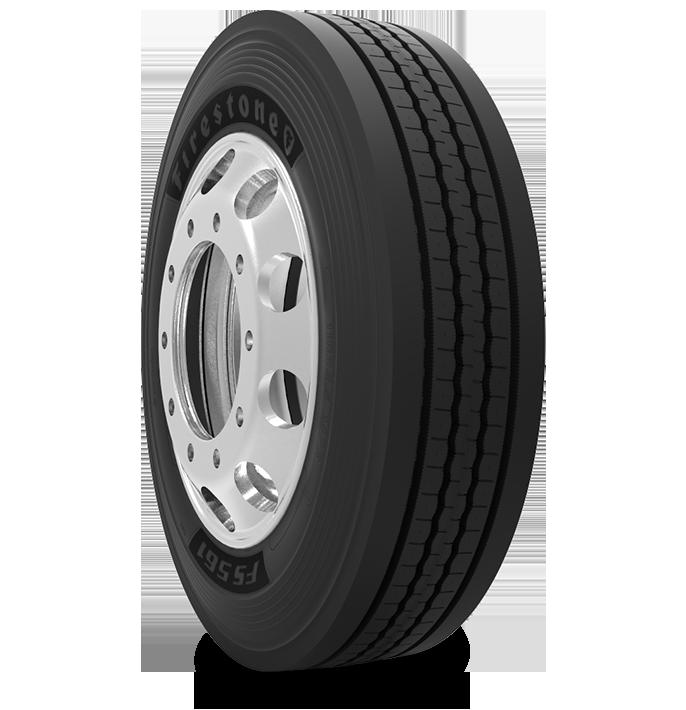 Características especializadas del neumático FS561™