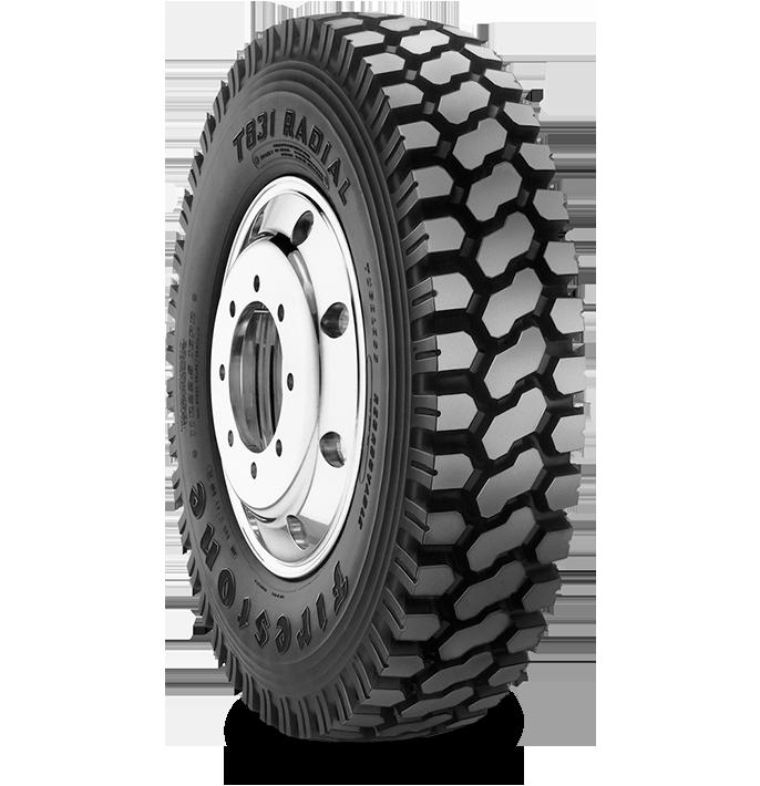 Características especializadas del neumático T831™