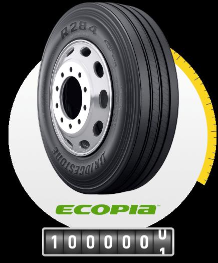 Un million de milles avec l'Ecopia R284