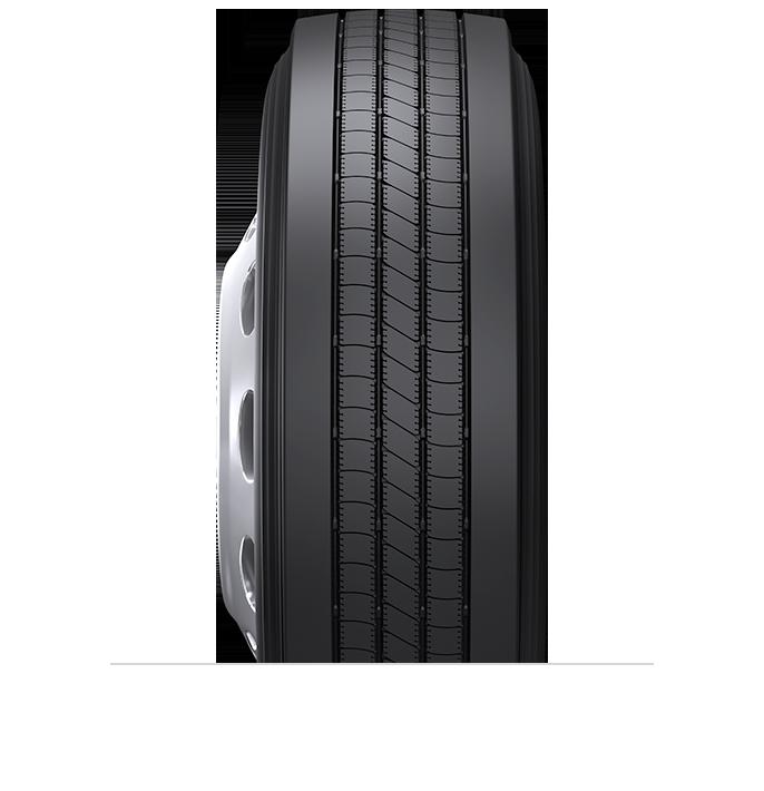 Caractéristiques spécialisées du pneu B123 FuelTech®