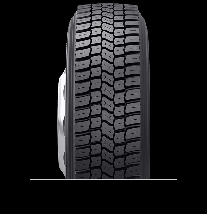Caractéristiques spécialisées du pneu rechapé BDLT