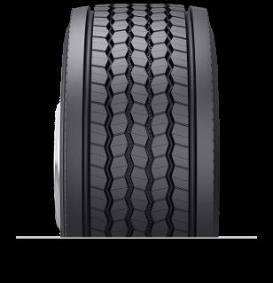 Caractéristiques spécialisées du pneu rechapé B835™