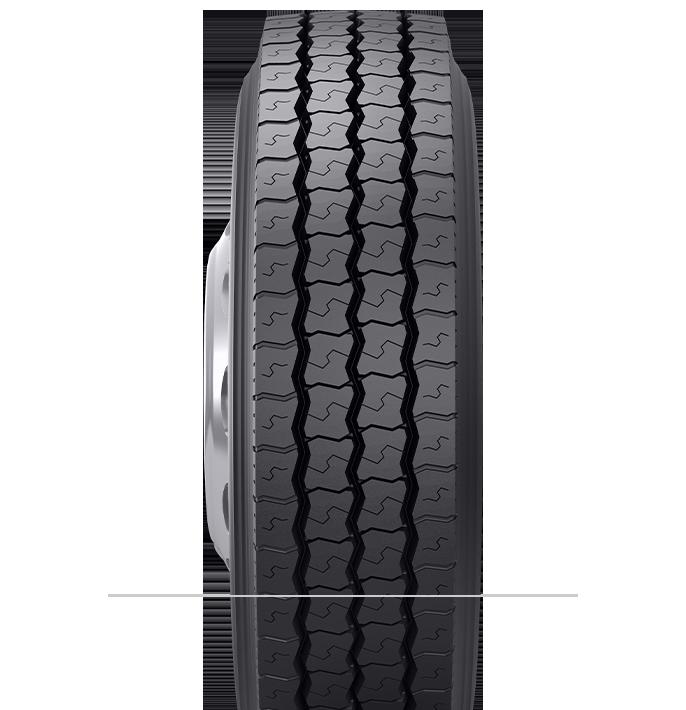 Image des pneus rechapés BDV