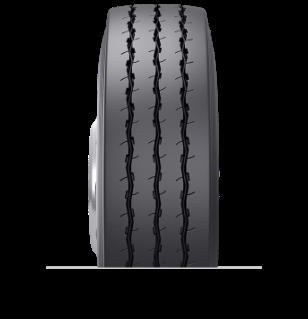 Caractéristiques spécialisées du pneu rechapé BRM2™
