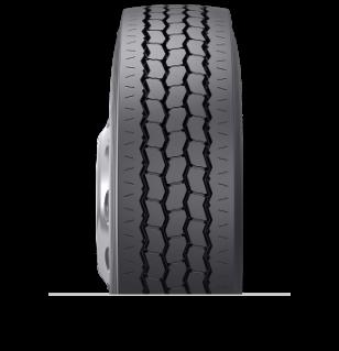 Caractéristiques spécialisées du pneu rechapé BRM3™